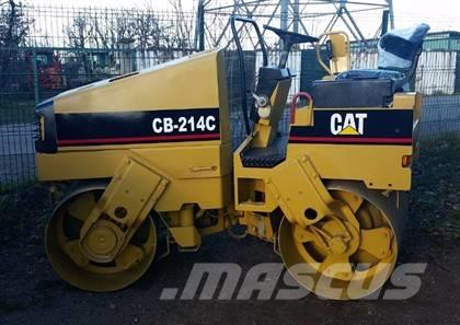 Caterpillar CB 214 C