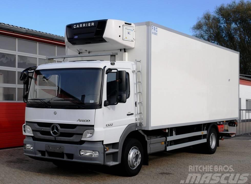 Mercedes-Benz Atego 1322 Kühlkoffer 6,70m Klima LBW EURO5 TÜV