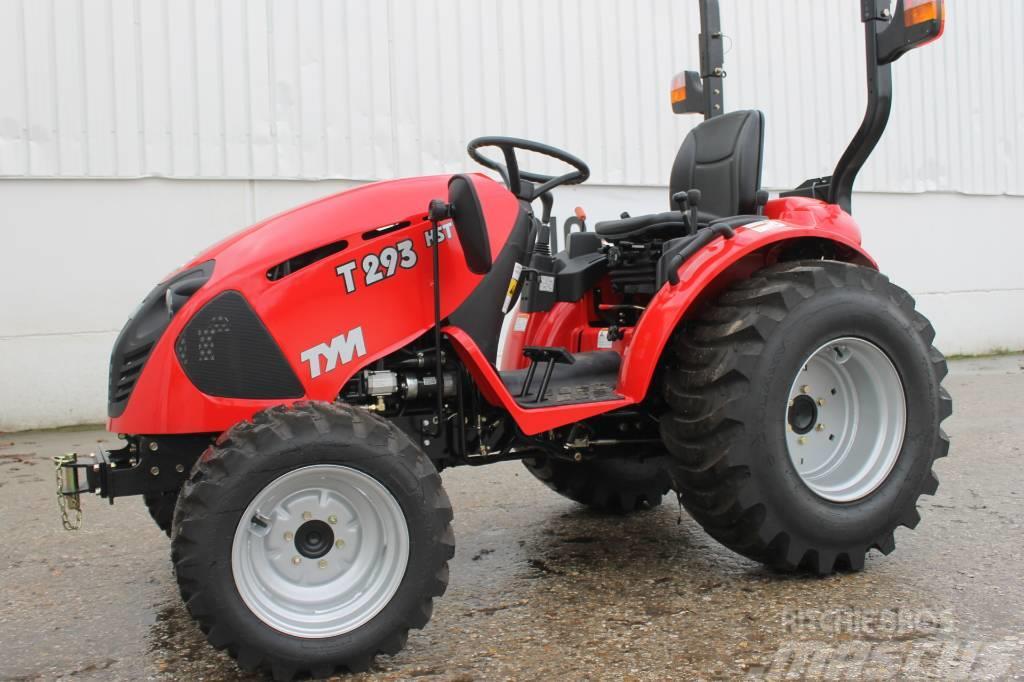 TYM T293 HST 4WD Mini Tractor