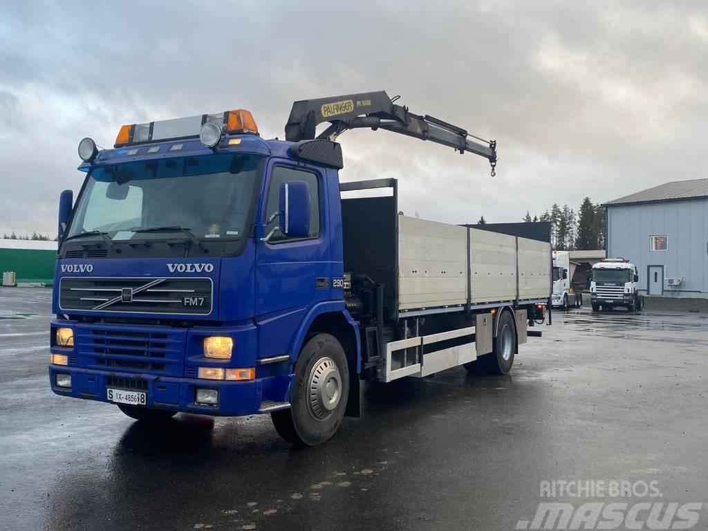 Volvo FM7 290 4x2 Nosturi