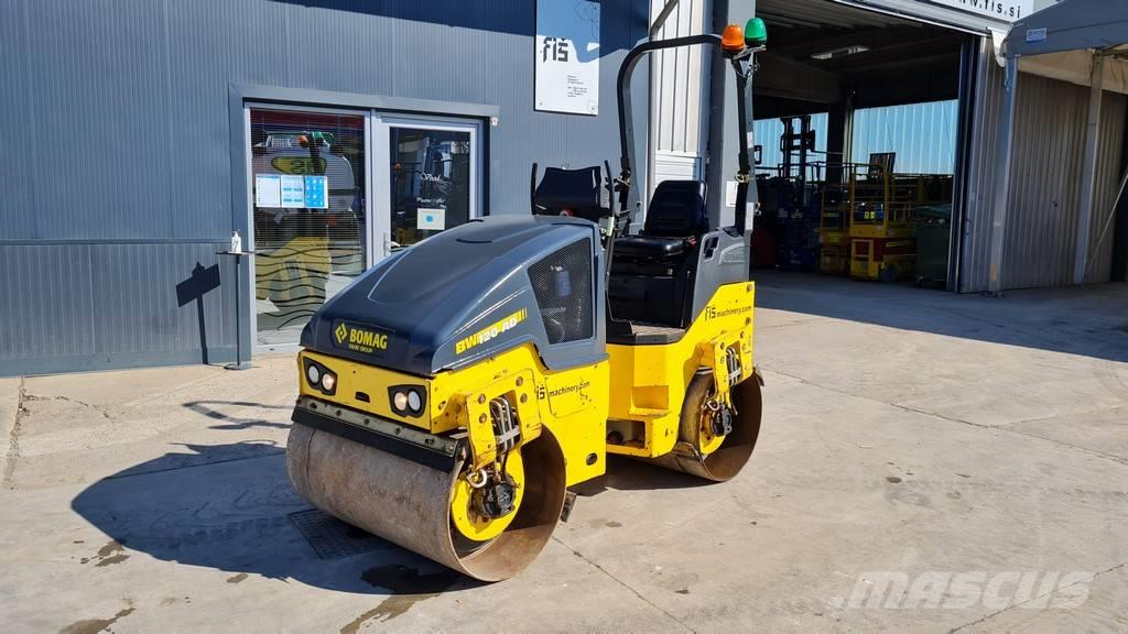 Bomag BW 120 AD-5 - 960 HOURS