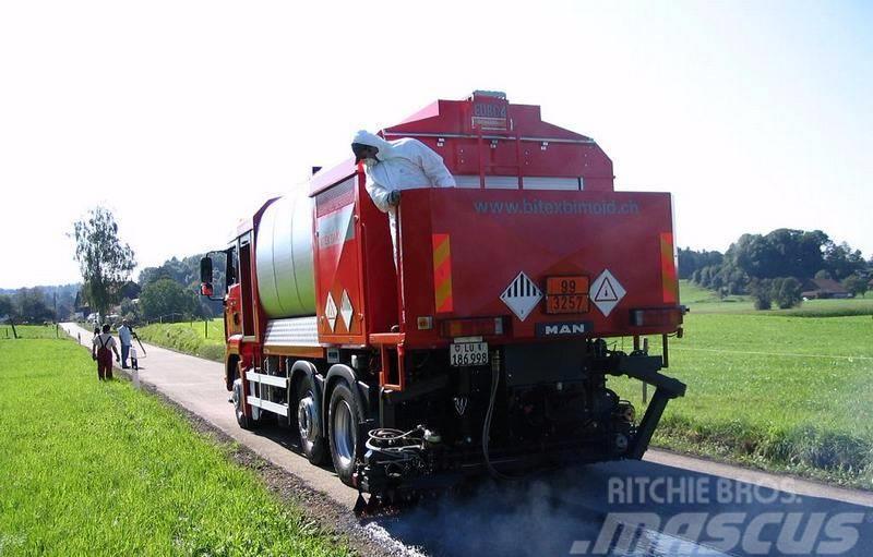 Strassmayr Bitumenvorspritzmaschine TS X000 CV, 2017, Škropilnice za bitumen