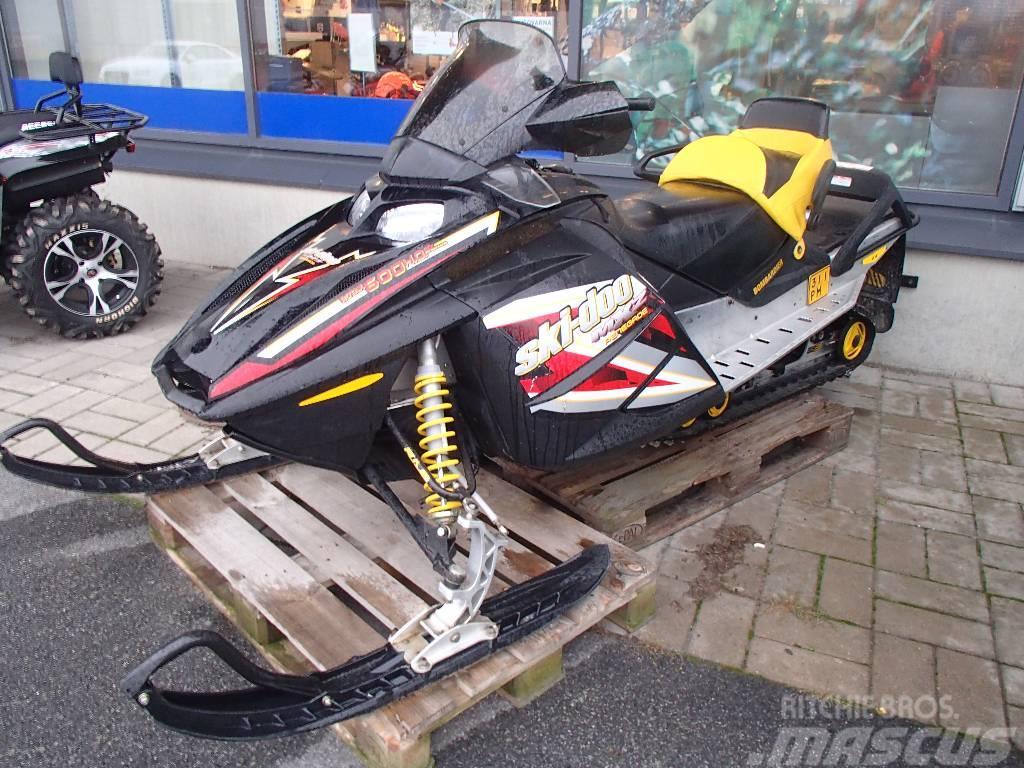 Ski-doo MXZ 600 SDI