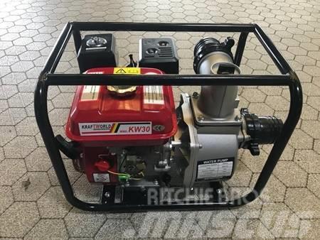 [Other] Wasserpumpe (neu)  mit Benzinmotor (6,5 PS)