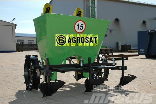 Agrosat Kétsoros burgonya ültető , automata ,töltő
