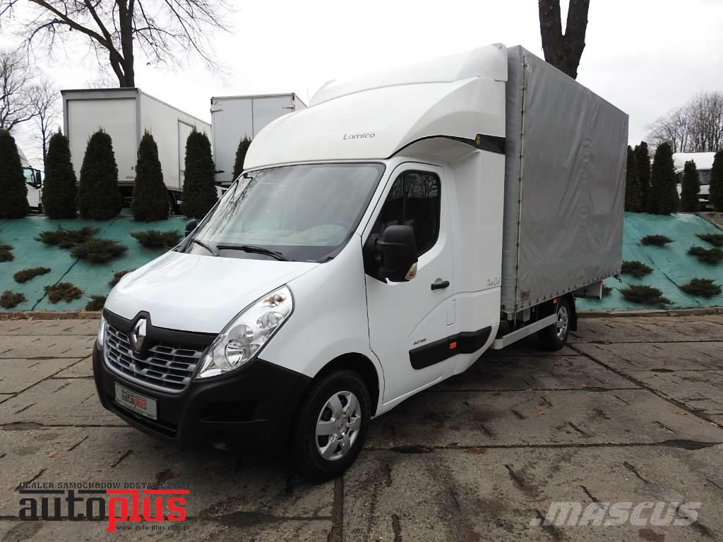 used renault master tarpaulin 8 palet webasto a c pneumatic pickup trucks year 2014 price. Black Bedroom Furniture Sets. Home Design Ideas