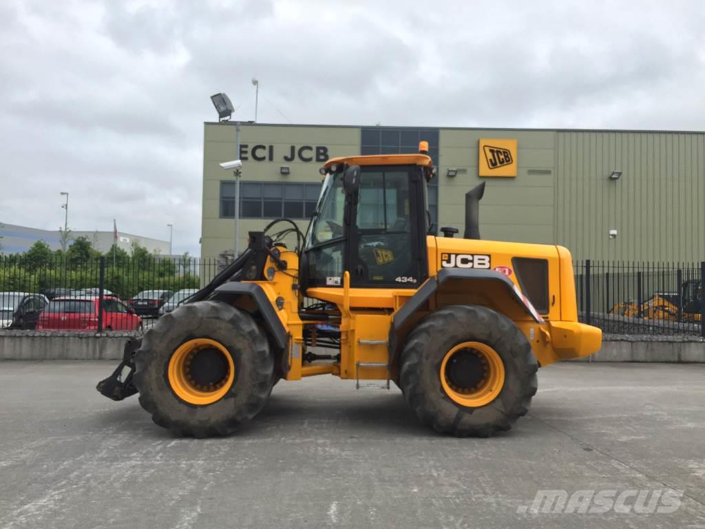 JCB 434S, 2011, Front loaders and diggers