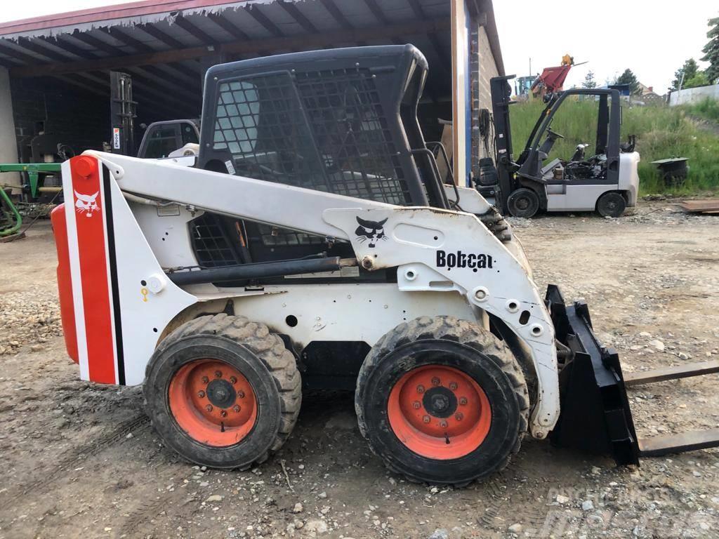 Bobcat Miniładowarka BOBCAT S160