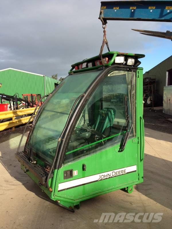 John Deere 1470D 1270D 1070D cabin complete or for spare part