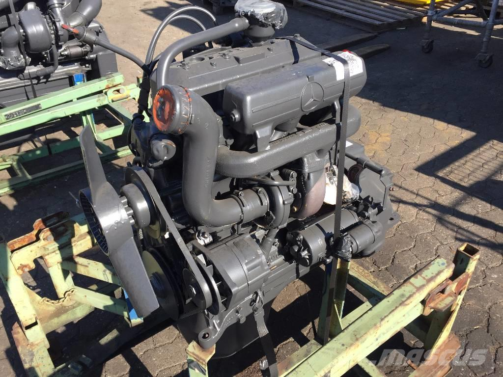 Used mercedes benz om364a om 364 a engines year 2008 for Mercedes benz rebuilt engines