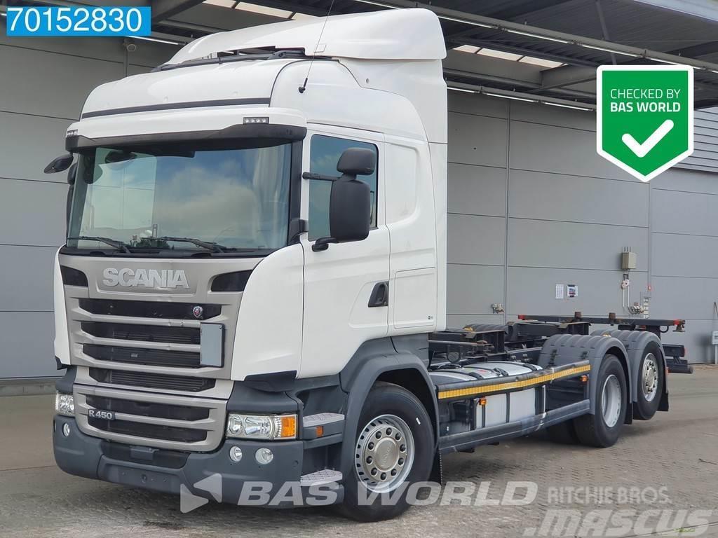Scania R450 6X2 German Truck Retarder ACC Liftachse LDWS