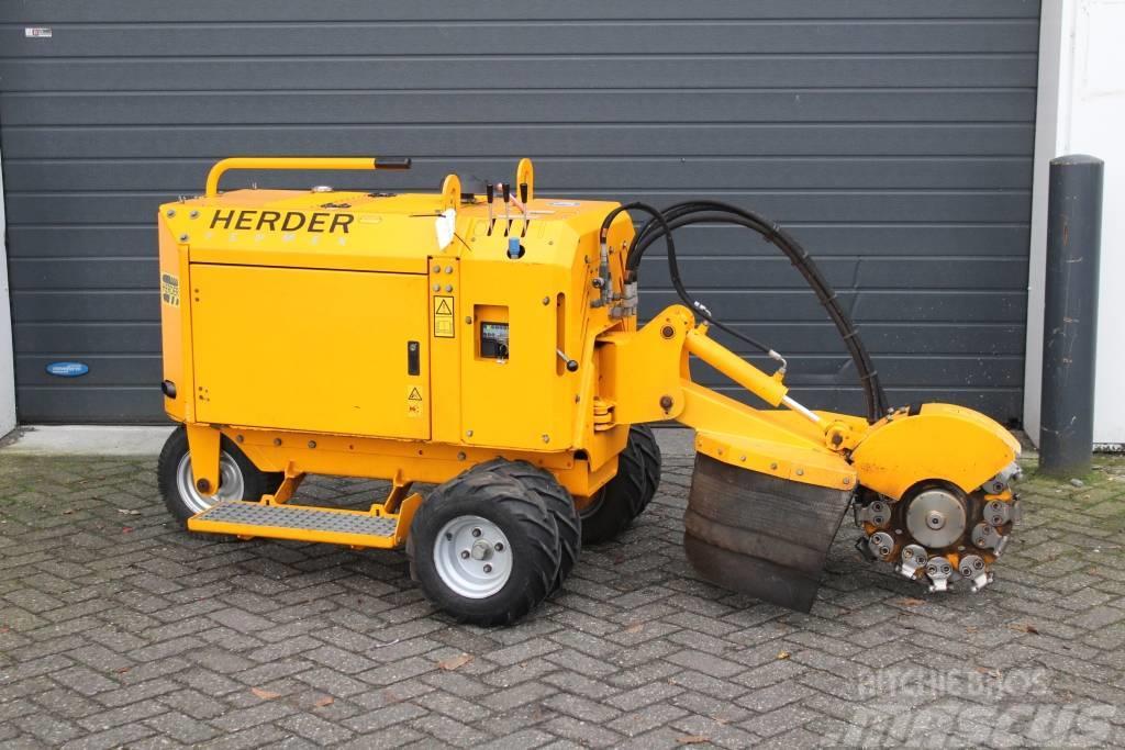 Herder Fermex SCW-410H stobbenfrees / stump grinder