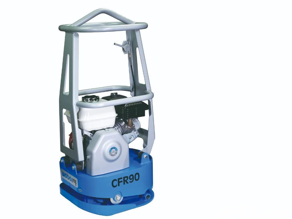 Weber CFR90 pyöreä maantiivistäjä