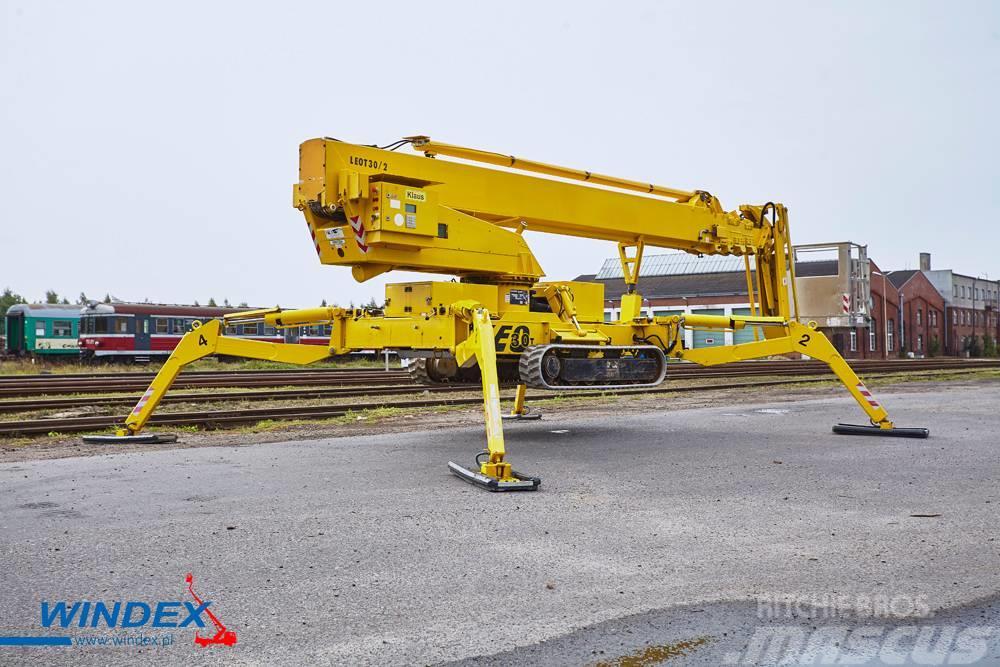 Teupen LEO 30 T / max wys. rob.30m / max wysięg 15,70m
