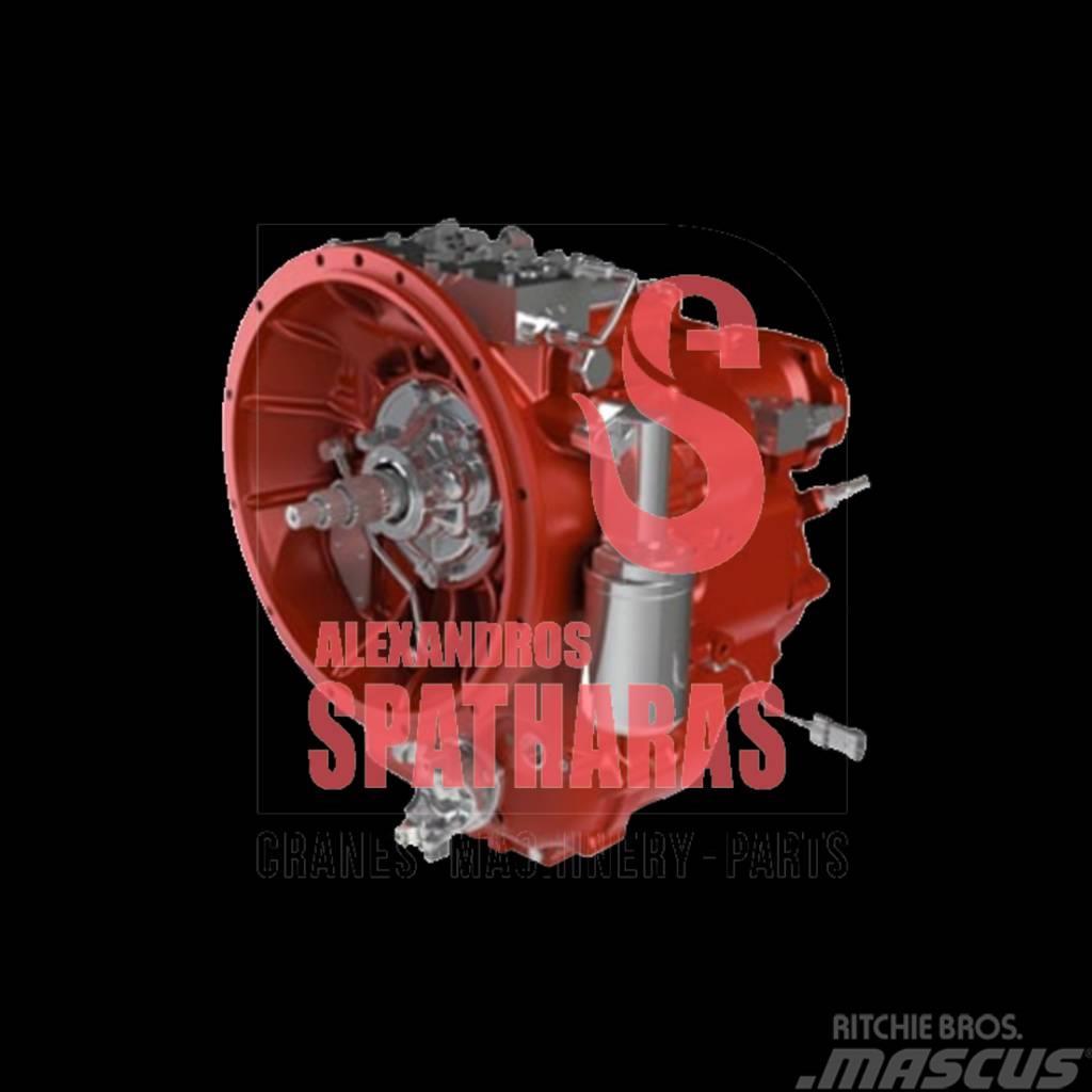 Carraro 49484disc brakes, clamps repair kit