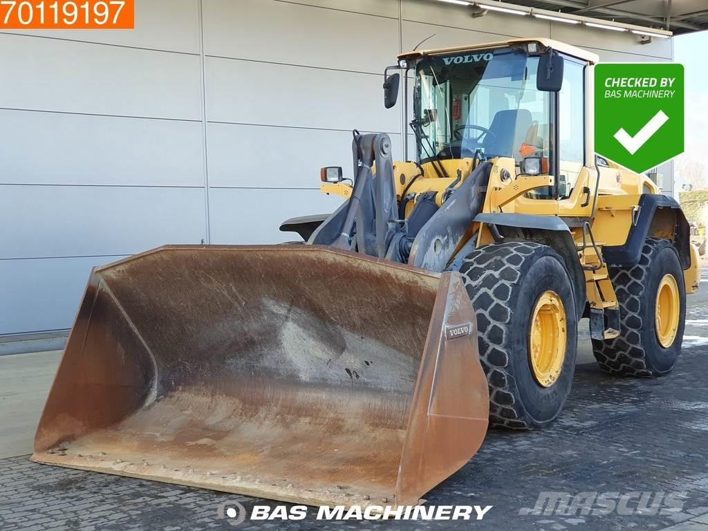 Volvo L110G Nice and clean loader