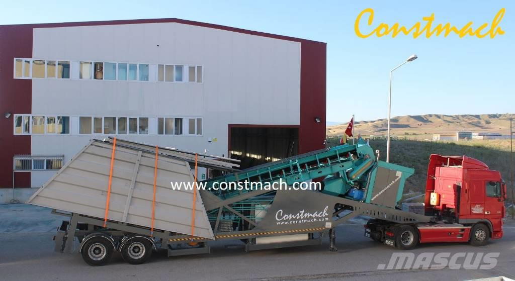 Constmach Mobile 60 m3/h – URGENT DELIVERY!