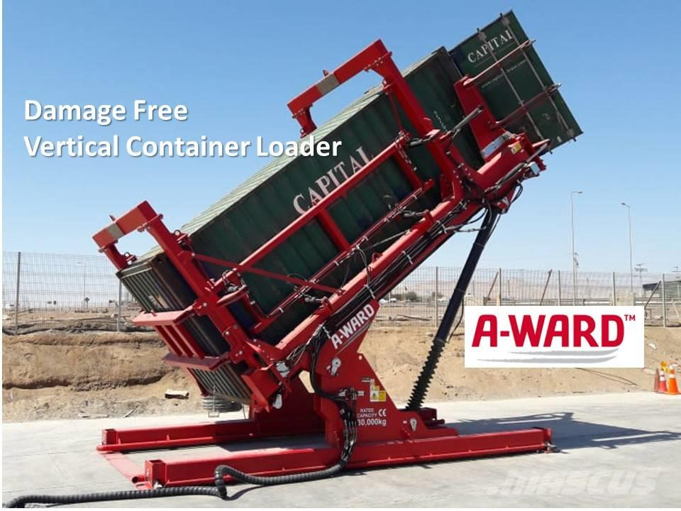 """A-Ward """"Scrappa"""" Container tilter"""