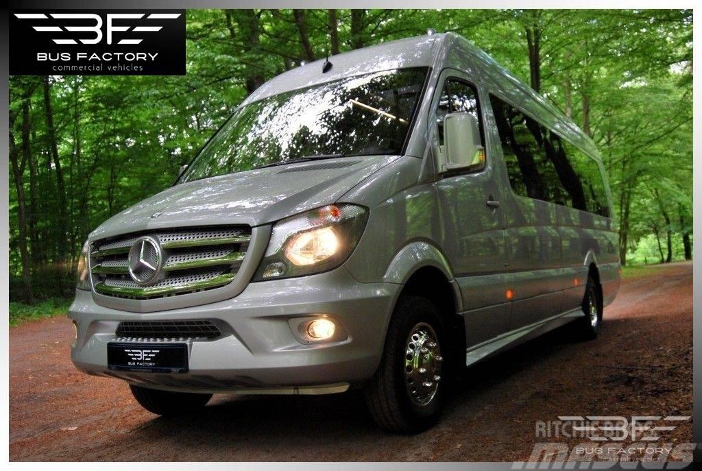 Mercedes-Benz Sprinter 519 XXL Tourist Line 23+1 !!