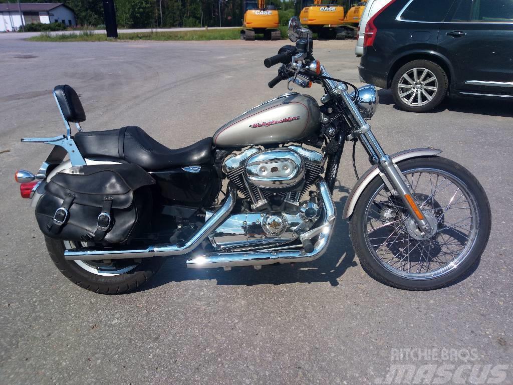 Harley-Davidson 1200 Sportser