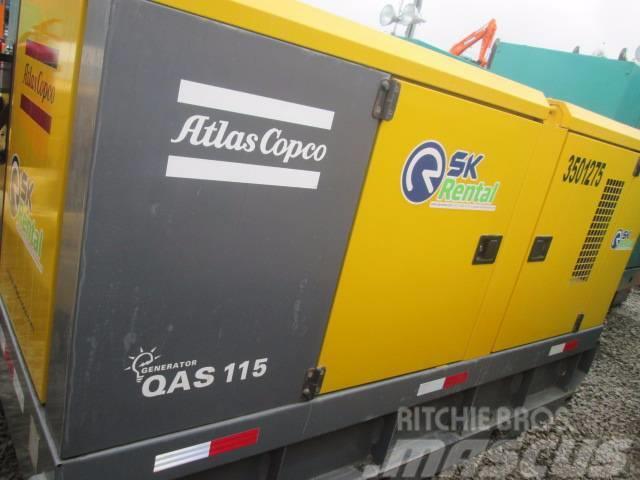 Atlas Copco QAS115