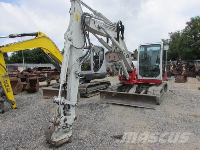 Takeuchi TB290CV Verstellausleger/Powertilt