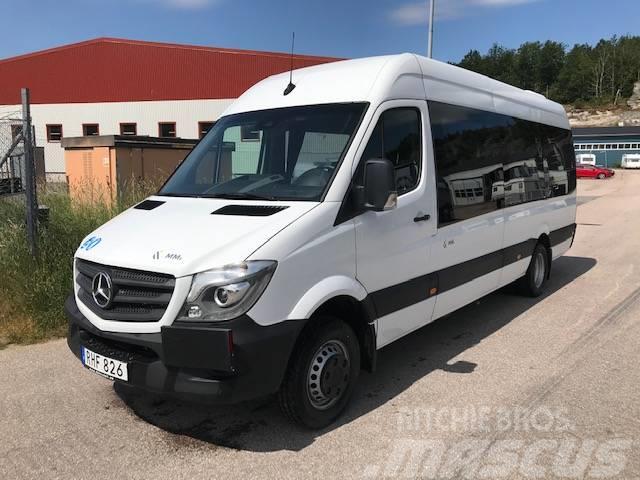 Mercedes-Benz Sprinter 519 buss 19 pass/lift  -18