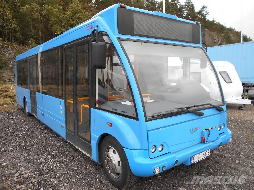 [Other] Optare Solo 27 pass/rullstol -12