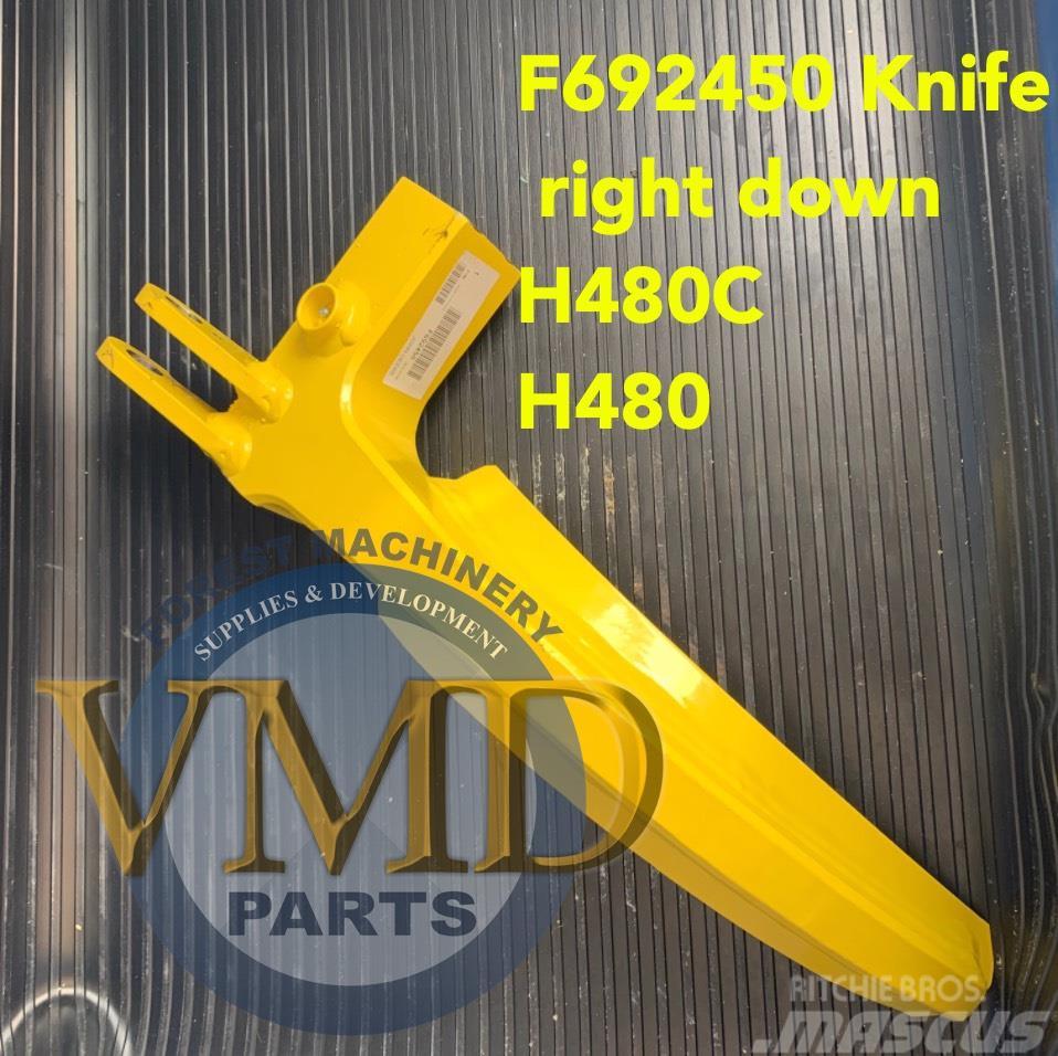 John Deere H 480 H480C