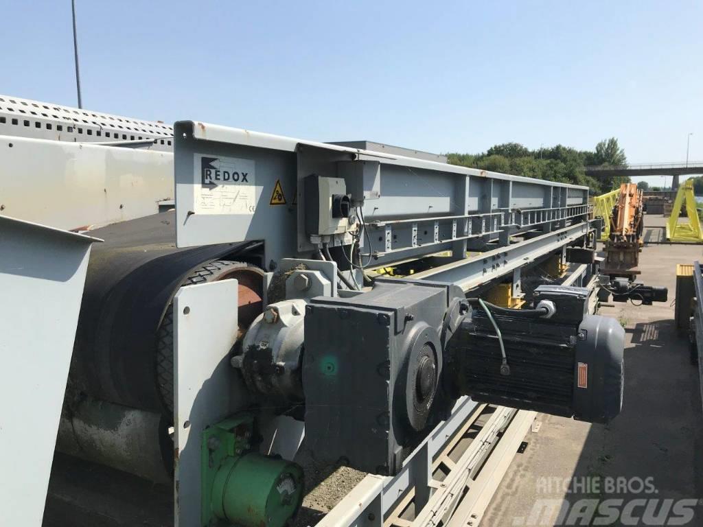 [Other] Redox CO0150/1 Conveyor Belt 650mm x 8200mm