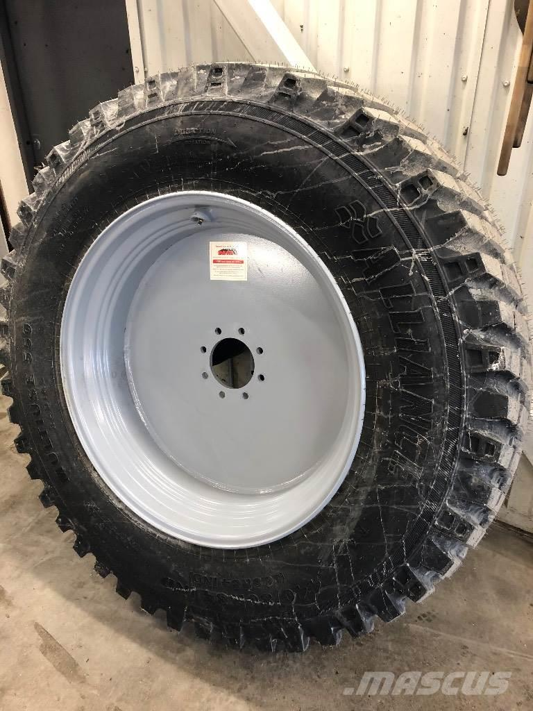 Alliance Multiuse 360/80R24 däck 440/80R34