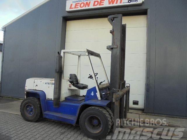 Hyster 6 ton Diesel H 6.00XL