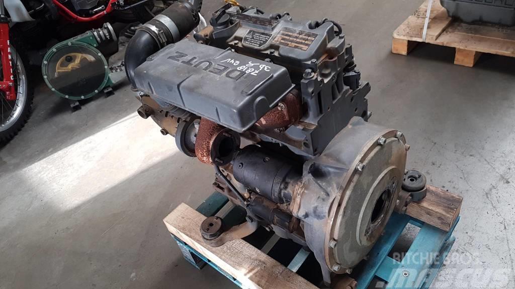 Deutz BF3M1011F