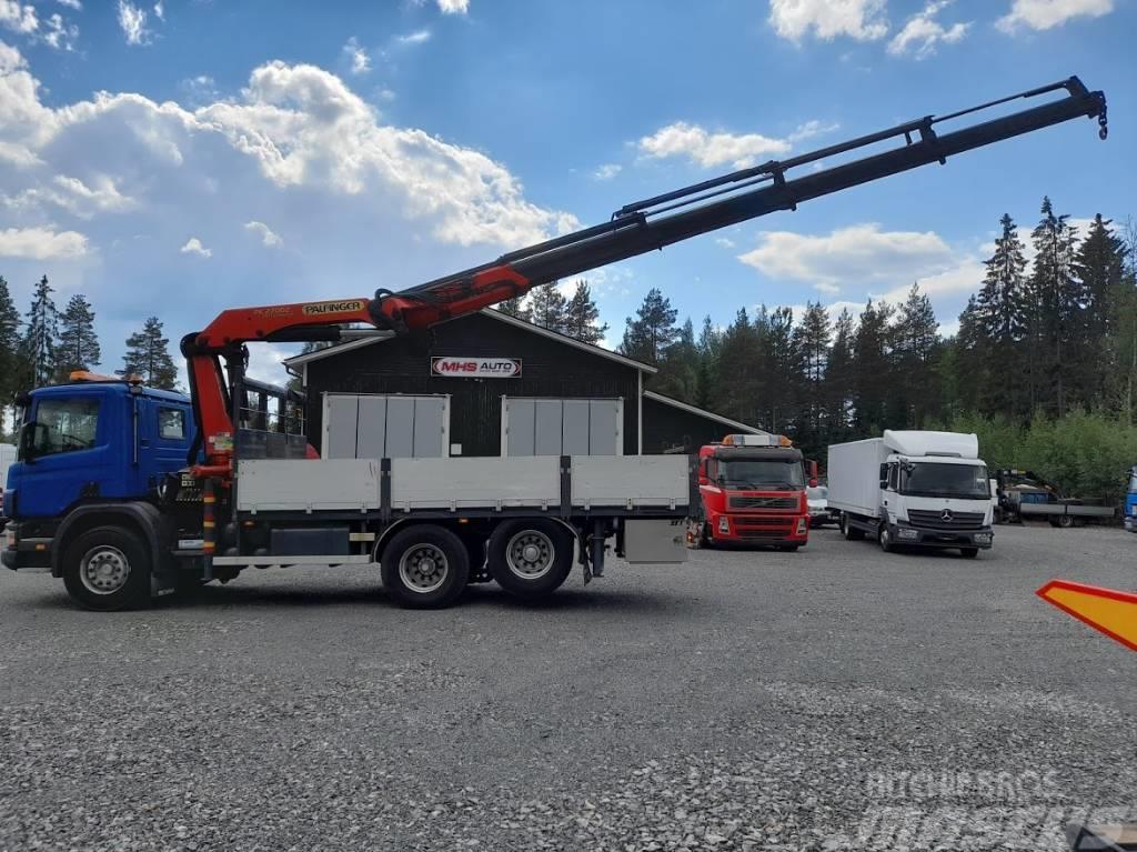 Scania 114   340 Palfinger PK 27000-6