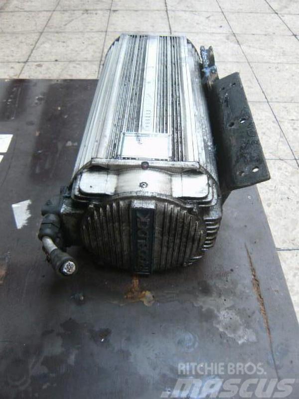Frigoblock Generator G24, 1997, Övriga