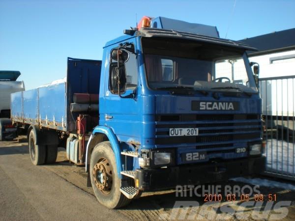 Scania P 82