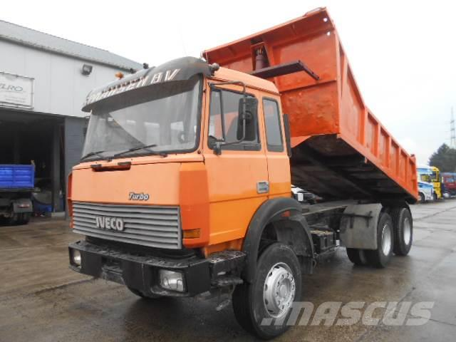 Iveco Magirus 260 E 34 (FULL STEEL SUSPENSION)