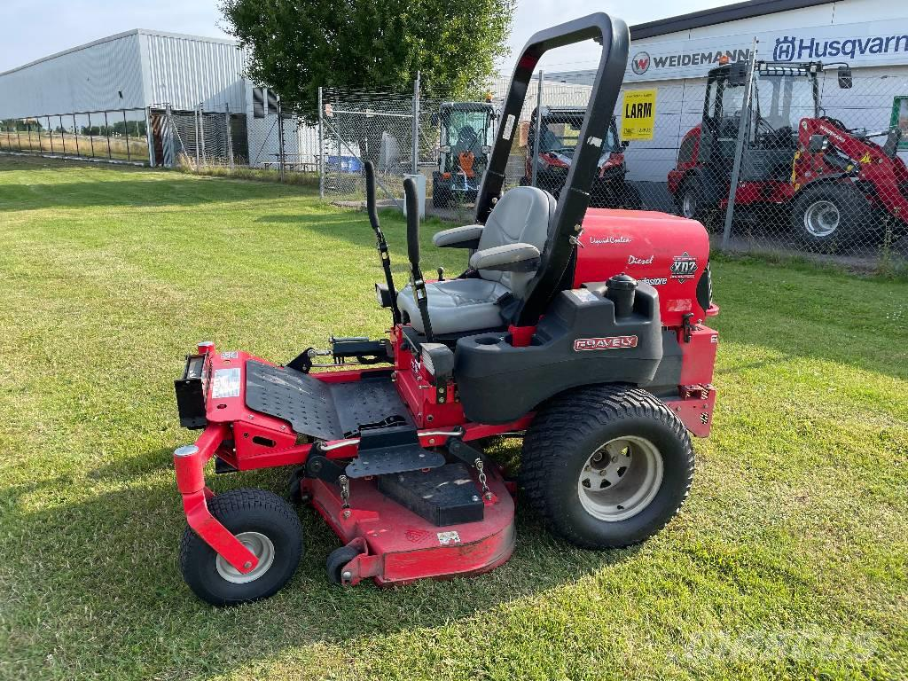 Gravely Promaster 252
