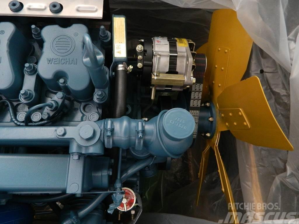 Weichai Rebuilt Engine WD615G220