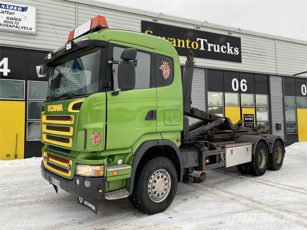 Scania R 16 C-6X4