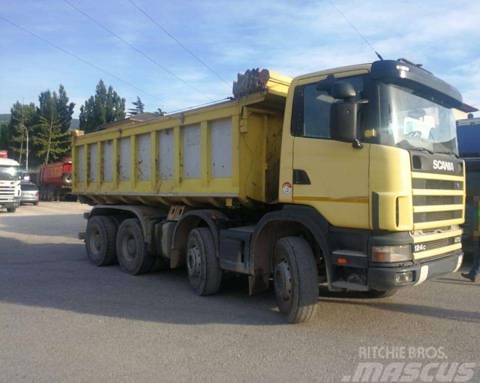 Scania 124 C 470