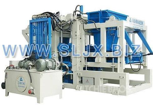 SanLian QFT10-15 Block Making Machine