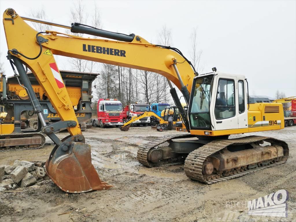 Liebherr R 914 HD S L