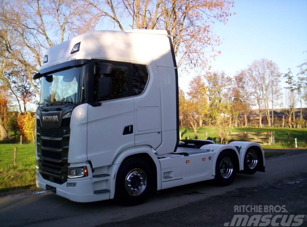Scania S580 6x2