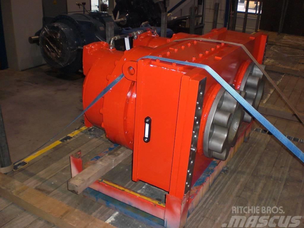 Hammel Getriebe VB 950 DK