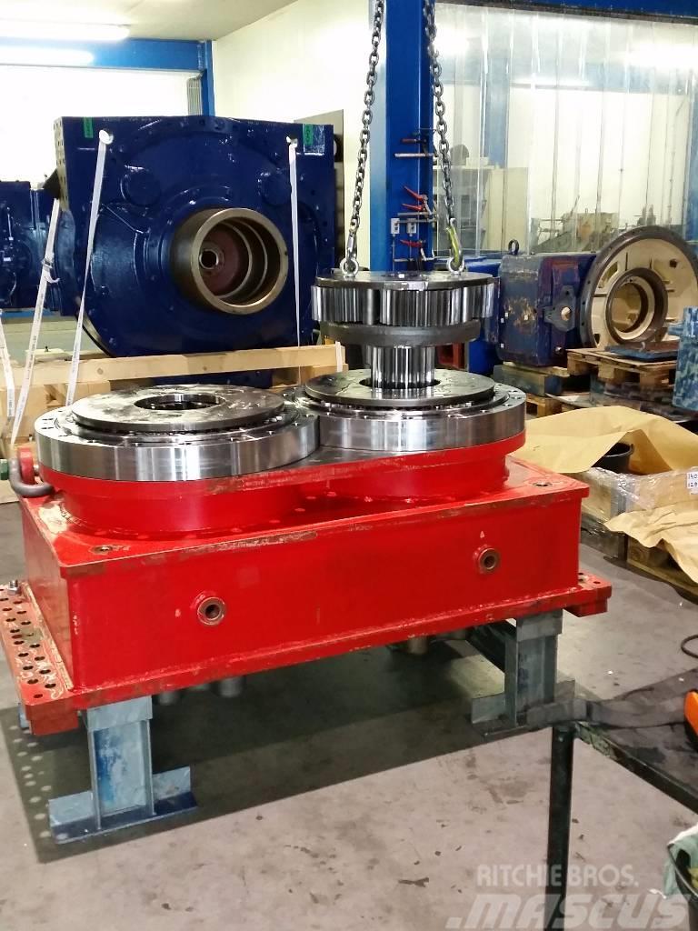 Hammel Getriebe VB 950 DK, Avfallsförstörare