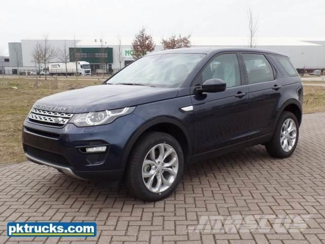 Land Rover Discovery Sport HSE 4x4 (8 Units)