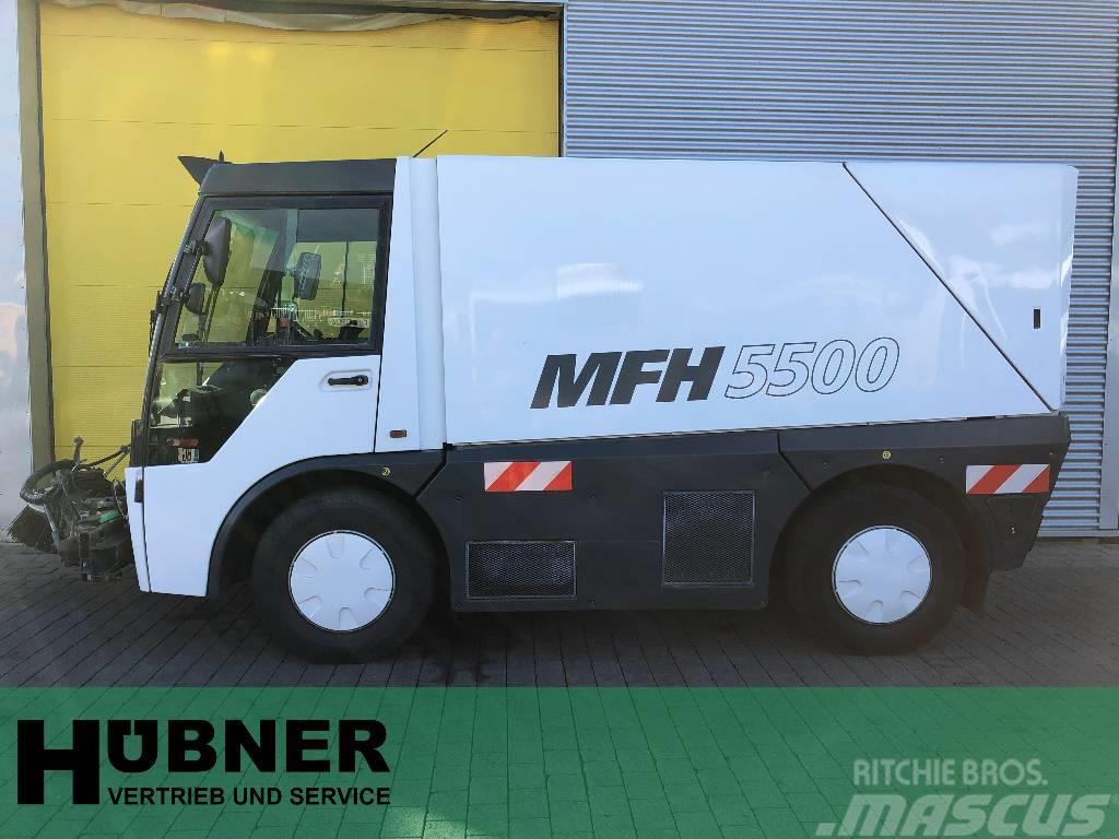 Schmidt Kehrmaschine MFH 5500 TÜV Neu 11/2019
