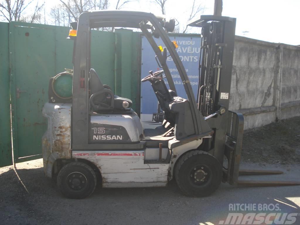Nissan P1D1A15LQ