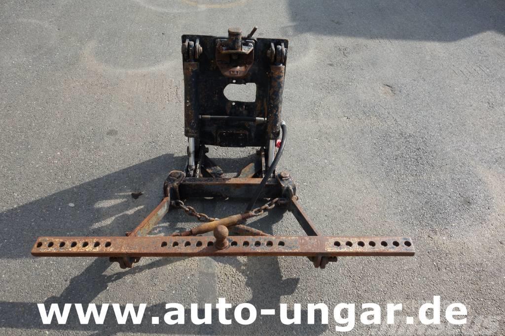 Multicar Safer Heckkraftheber für Hansa Ladog Tremo Multica